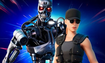 Fortnite: Terminator t-800 and Sarah Connor confirmed in game, video