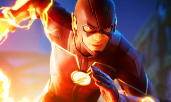 Fortnite: DC Universe Flash is the next skin to land in the game, details 1