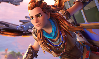 Fortnite: Horizon Zero Dawn's Aloy arrives in-game, trailer and screenshots