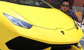 E3 2014 > Forza Horizon 2 : nos impressions au volant de la Lamborghini Huracán