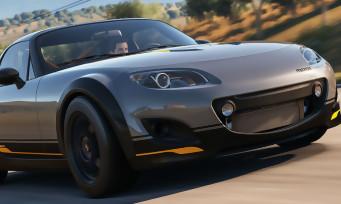 Forza Horizon 2 annonce le pack Mazda MX-5