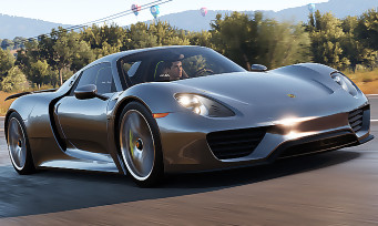 forza horizon 2 un nouveau trailer avec porsche. Black Bedroom Furniture Sets. Home Design Ideas