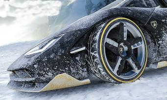 """Forza Horizon 3 : le pack """"Alpinestars"""" se présente en vidéo, l'hiver arrive"""