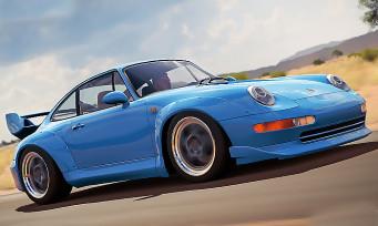 Forza Horizon 3 : le pack de voitures Porsche est disponible, le voici en images