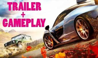 Forza Horizon 4 : le jeu enfin annoncé à l'E3 2018, du gameplay rutilant !