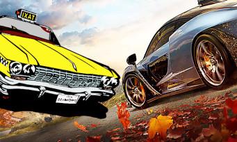 Forza Horizon 4 : un mode directement basé sur Crazy Taxi, gros délire en vue ?
