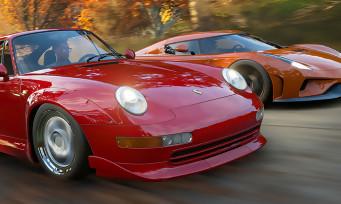 Forza Horizon 4 : la liste de toutes les voitures a fuité, voici ce qu'on va piloter