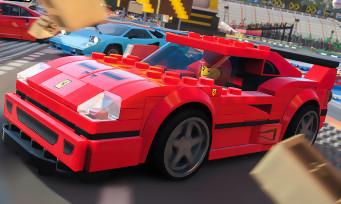 Forza Horizon 4 : l'extension LEGO Speed Champions présentée à l'E3 2019, le grand n'importe quoi