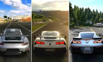 Forza 7, GT Sport, Project CARS 2, DriveClub : un comparatif pour savoir qui a les plus beaux graphismes