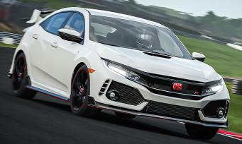 Forza Motorsport 7 : la Honda Civic Type R 2018 offerte sur un plateau, la voici en vidéo