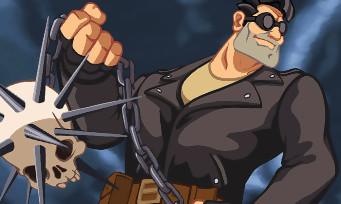 Full Throttle Remastered : le jeu est offert sur GOG, voici comment le récupérer !