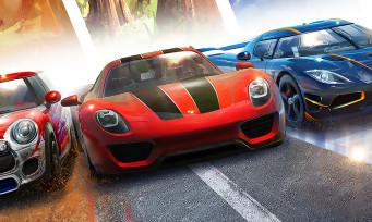 Gear.Club Unlimited 2 : le jeu est dispo sur Switch, voici son trailer de lancement