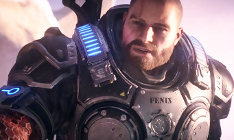 Gears 5 : le jeu annoncé à l'E3 2018, une première vidéo poignante