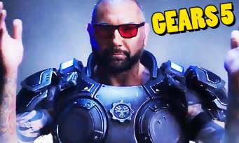 Gears 5 : après Sarah Connor, au tour de Bautista le catcheur de se rendre jouable