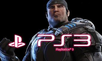 Gears of War 3 : Epic Games avait développé une version PS3 de son jeu, la preuve en vidéo
