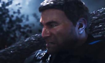 Gears of War 4 : quand Marcus Fenix passe le témoin à son fils JD