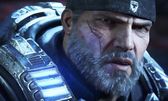 Gears of War 4 : un trailer de lancement avec du Metallica et un Marcus Fenix tout vieux !