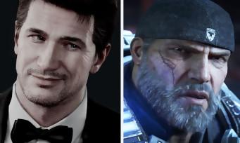 Quand le créateur de Uncharted 4 et The Last of Us joue à Gears of War 4