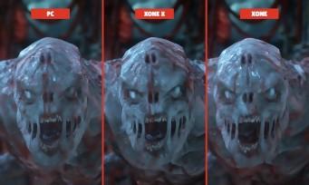 Gears of War 4 : PC vs Xbox One X vs Xbox One, un comparatif en faveur de la nouvelle console de Microsoft