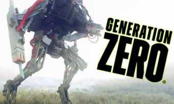 Generation Zero : le nouveau jeu des créateurs de Just Cause s'offre un trailer plein de tôle froissée