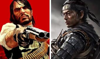 Ghost of Tsushima : les développeurs confient s'être inspirés de Red Dead Redemption