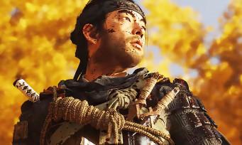Ghost of Tsushima : le créateur de Yakuza dithyrambique, il aurait aimé qu'il soit développé par des Japonais