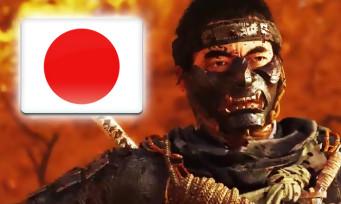 Ghost of Tsushima : le jeu explose les charts au Japon, c'est la rupture de stock