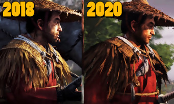 Ghost of Tsushima : 2018 vs 2020, y a-t-il vraiment eu du downgrade ? Le point en vidéo