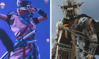Ghost of Tsushima : des costumes God of War, Horizon, Bloodborne et Shadow of the Colossus