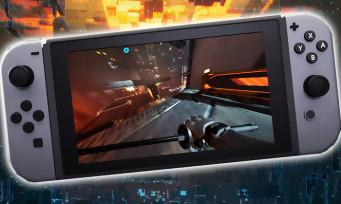 Ghostrunner : voici la date de sortie sur Switch, c'est pour bientôt et ça va trancher sans pitié