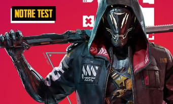 Test Ghostrunner : l'autre jeu cyberpunk polonais de 2020, pas en retard