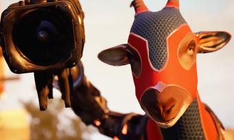 Goat of Duty : un FPS avec des chèvres qui combattent avec des bazookas, un premier trailer