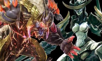 God Eater 3 : deux vidéos de gameplay avec les nouveaux Aragami, Anubis et Habakiri