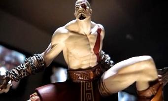 God of War Ascension : découvrez l'édition collector en vidéo