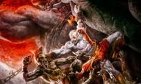 God of War II : Kratos face à Perseus