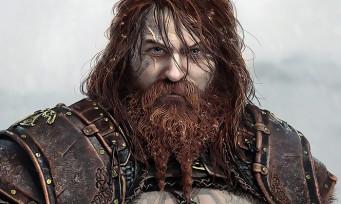 """God of War Ragnarök : le design de """"Fat Thor"""" divise, Santa Monica Studios s'explique sur son choix"""