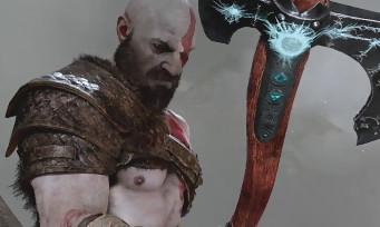 GOD OF WAR : Kratos taille le Mal à la hache dans le trailer de la Paris Games Week 2017
