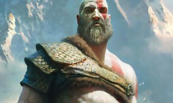 GOD OF WAR : la date de sortie du jeu révélée par mégarde sur le PlayStation Store ?