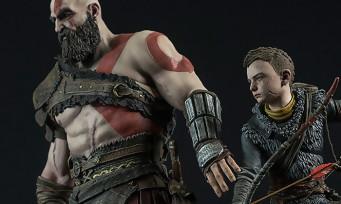 GOD OF WAR : voilà ce que contiendront les éditions collector du jeu