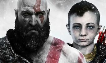 GOD OF WAR : une PS4 Pro collector dans les tuyaux ? Une image fuite
