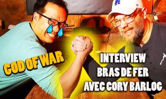 GOD OF WAR : notre interview bras de fer avec Cory Barlog, le père de Kratos