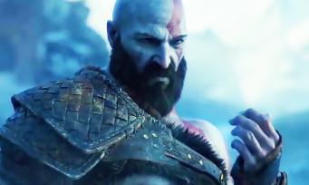 GOD OF WAR : 30 secondes de pur bonheur sur PS4 Pro en attendant la sortie du jeu