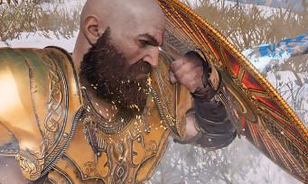 GOD OF WAR : les bonus de précommande offerts pour Noël, le cadeau de Sony