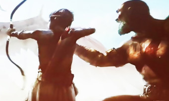 GOD OF WAR : le jeu a failli se dérouler en Egypte, des images prototype le prouvent