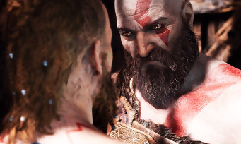 GOD OF WAR : Sony dévoile le prototype du combat entre Kratos et L'Etranger