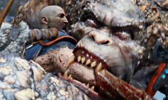 GOD OF WAR : Cory Barlog (réalisateur) confie que des boss fights ont été retirés du jeu