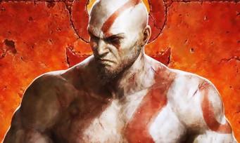 God of War : un comics officiel racontera le périple de Kratos après God of War III !