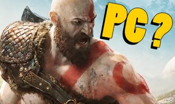 God of War : bientôt l'annonce... d'un portage PC ? Un indice sème le doute