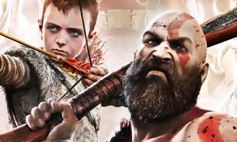 God of War : un poster divin en édition limitée pour fêter les deux ans du jeu