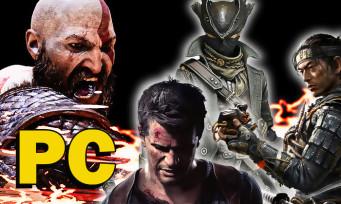 GOD OF WAR, Ghost of Tsushima, Uncharted et Bloodborne arriveraient aussi sur PC, premiers leaks